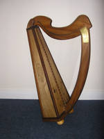 Finished harp 5 by ReynoldGreenleaf
