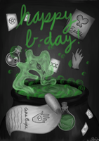A Bewitched Birthday