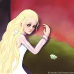 Hagu's sorrow by lvxferre
