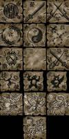 China Warcraft3 Icon