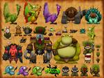 Goblin's Tale Creatures