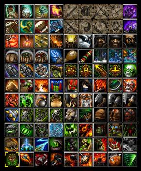 Portfolio Icones