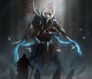The Sentinel - Final illustration