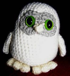 Archimedes Owl by Eidons-Servant