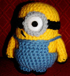 Mike the Minion by Eidons-Servant