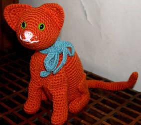 Tangerine Kitty by Eidons-Servant