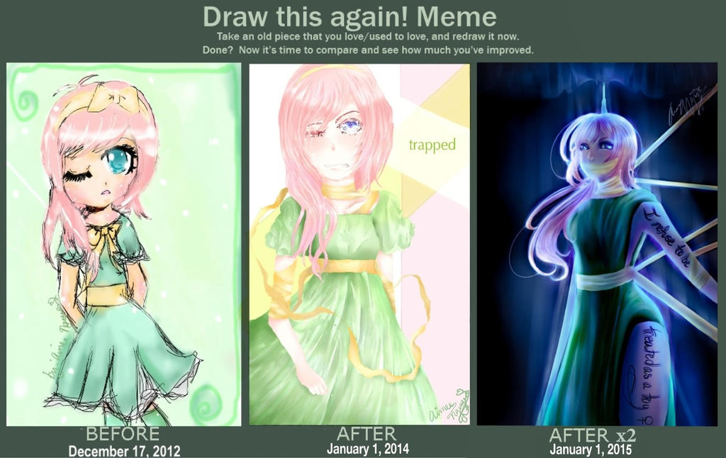 Draw This One More TIme! by HeartTeddies