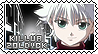 Killua Stamp by SaintSeiya-Sanctuary