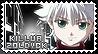 Killua Stamp by SaintSeiya-Sanctuary