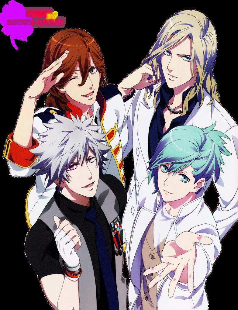 Renders anime Quartet_night_render_by_saintseiya_sanctuary-d60gvdf