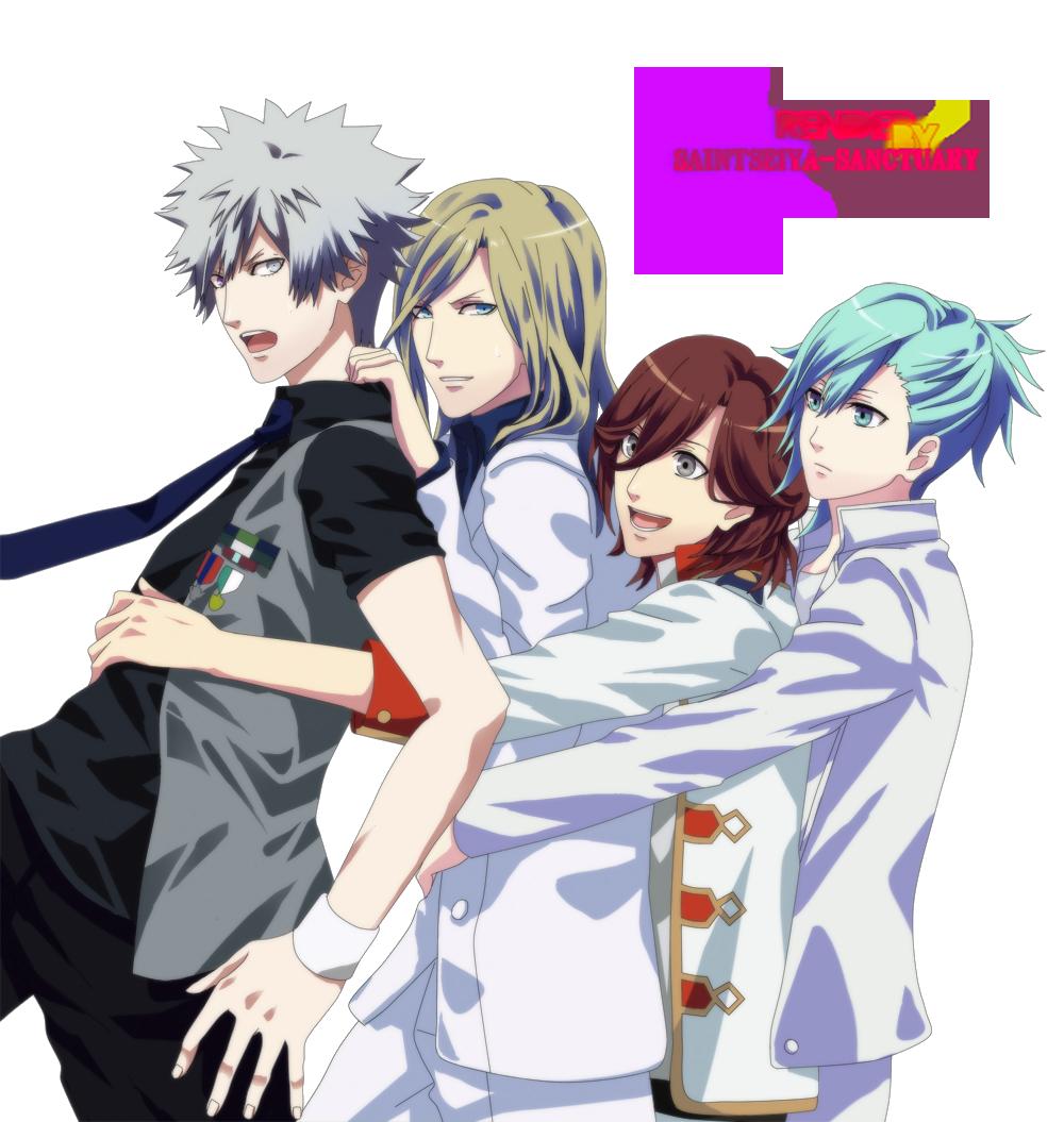 Renders anime Quartet_night_render_by_saintseiya_sanctuary-d63wid4