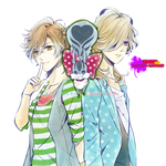 Brothers Conflict-Render