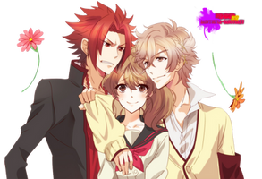Brothers Conflict-Render by SaintSeiya-Sanctuary