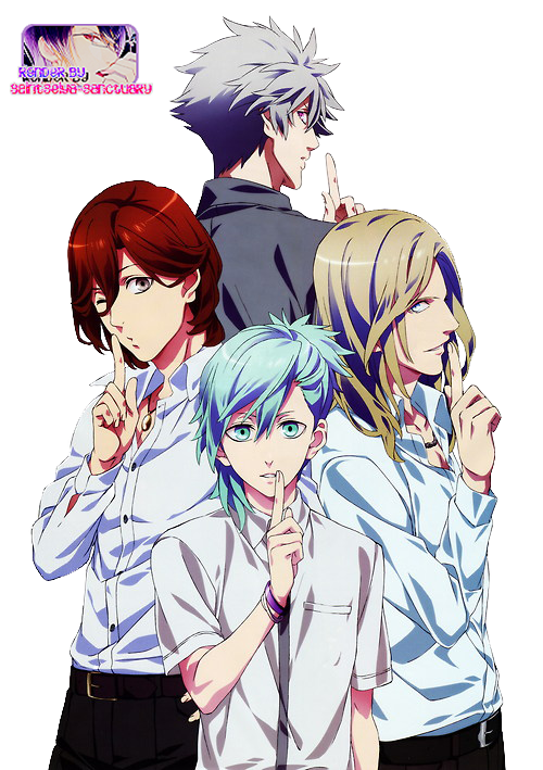 Renders anime Quartet_night_render_by_saintseiya_sanctuary-d6ke61e