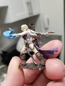 Dungeons and Dragons Miniature Painting