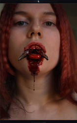 Photo - Blood Soaked - 6969 by resurgere