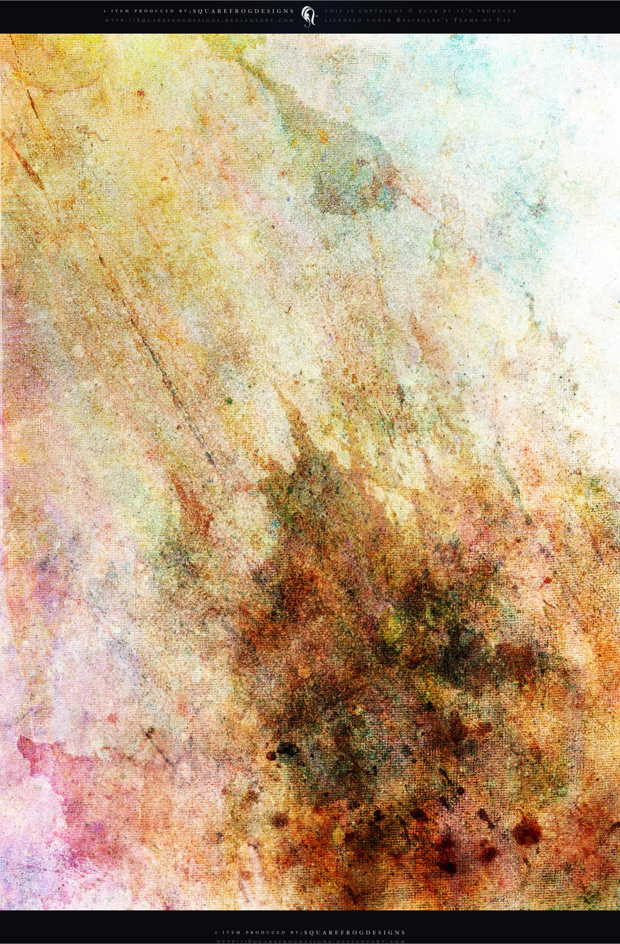 Painted Grunge Texture by resurgere