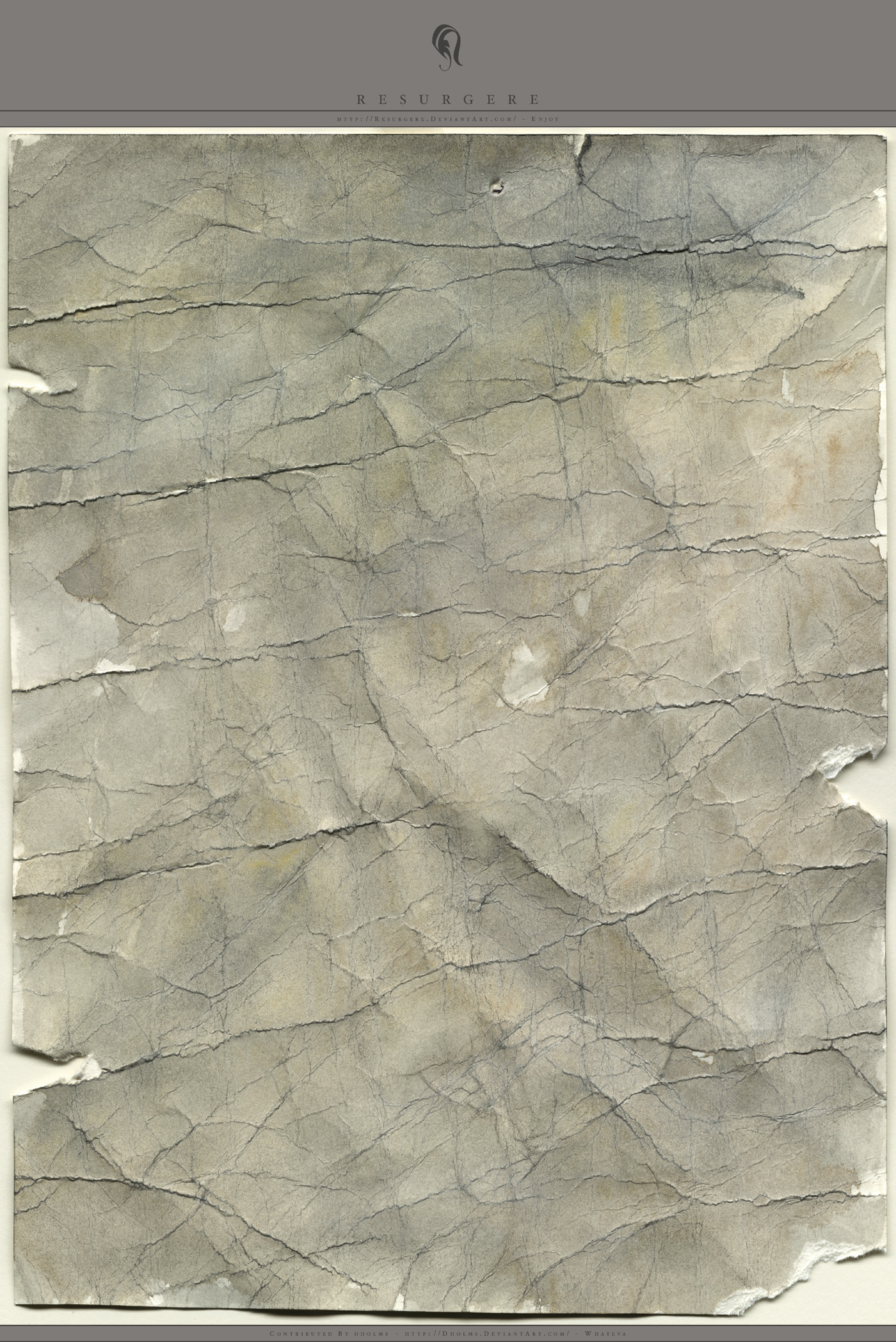 wanted texture - paper