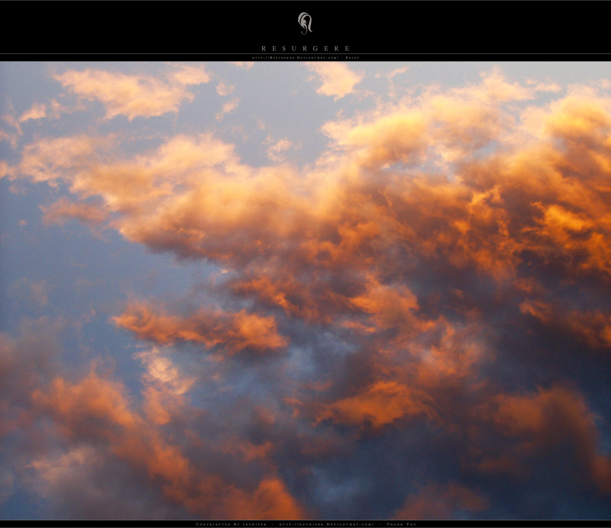 Photo - Sky - 6090 by resurgere