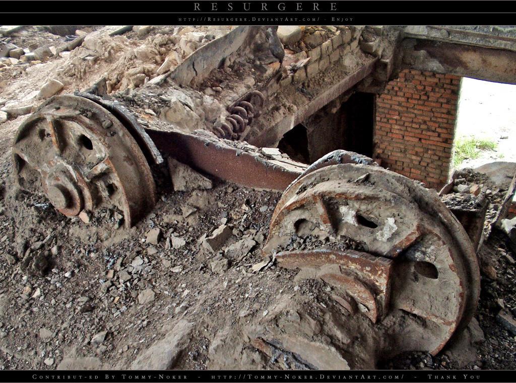 Photo - Machine - 0006 by resurgere