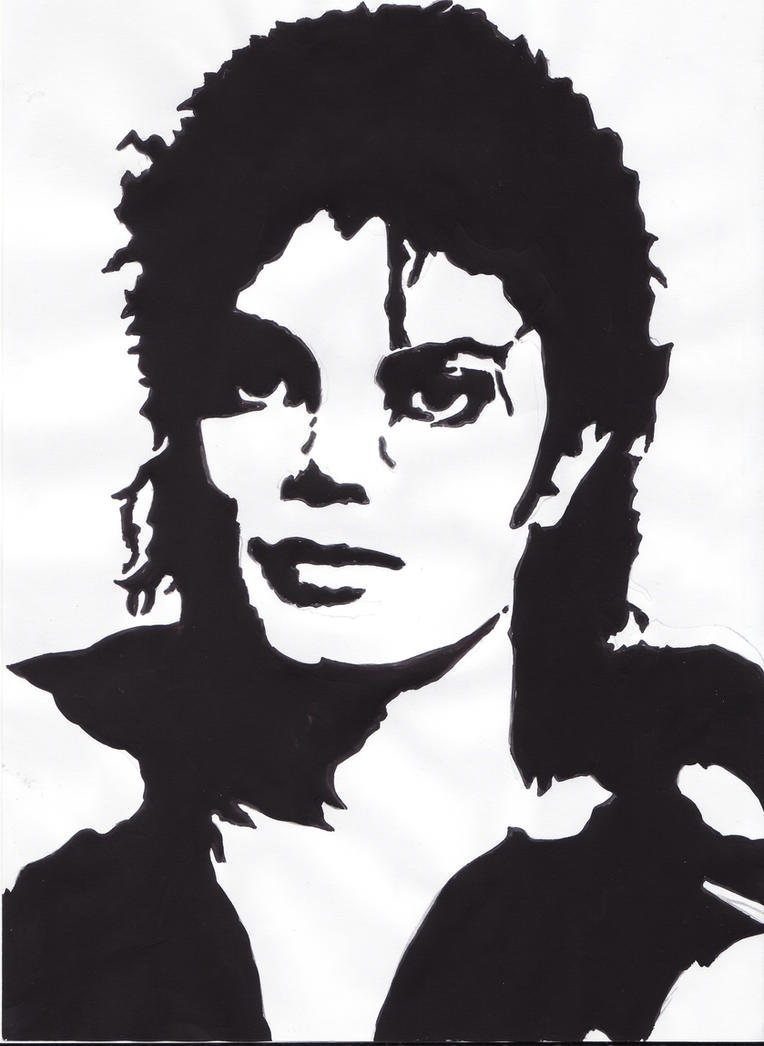 Digital Face Paint Stencils