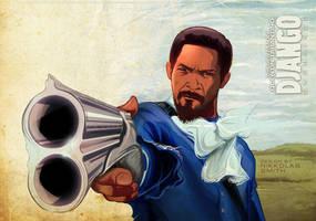 Django Unchained - Nikkolas Smith by Nikkolas-Smith
