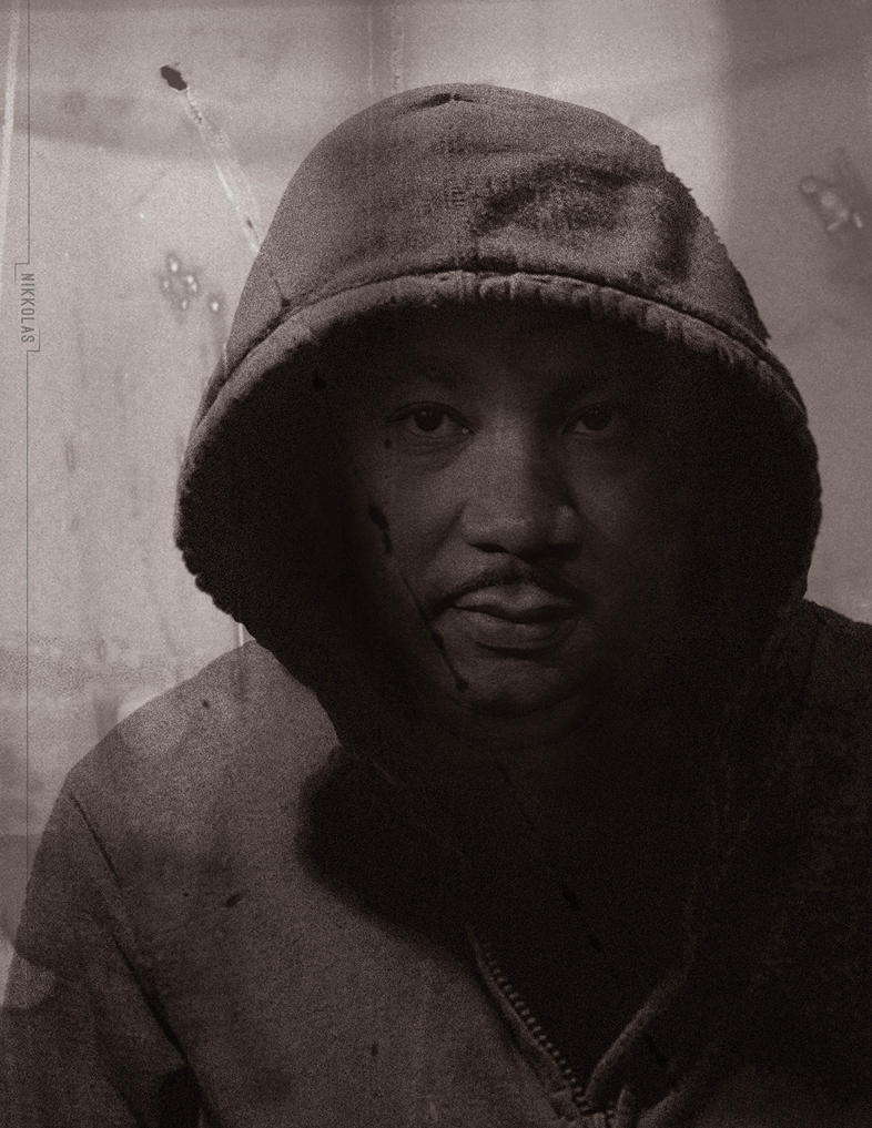 MLK Hoodie - April 4th, 1968 -Nikkolas Smith by Nikkolas-Smith