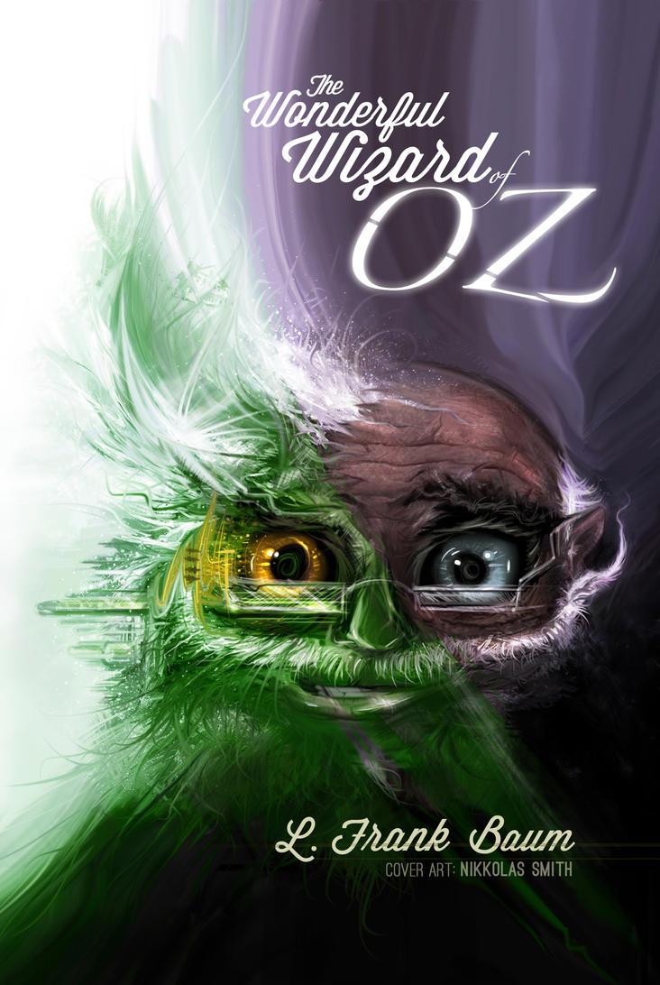 **OZ**  -Nikkolas by Nikkolas-Smith