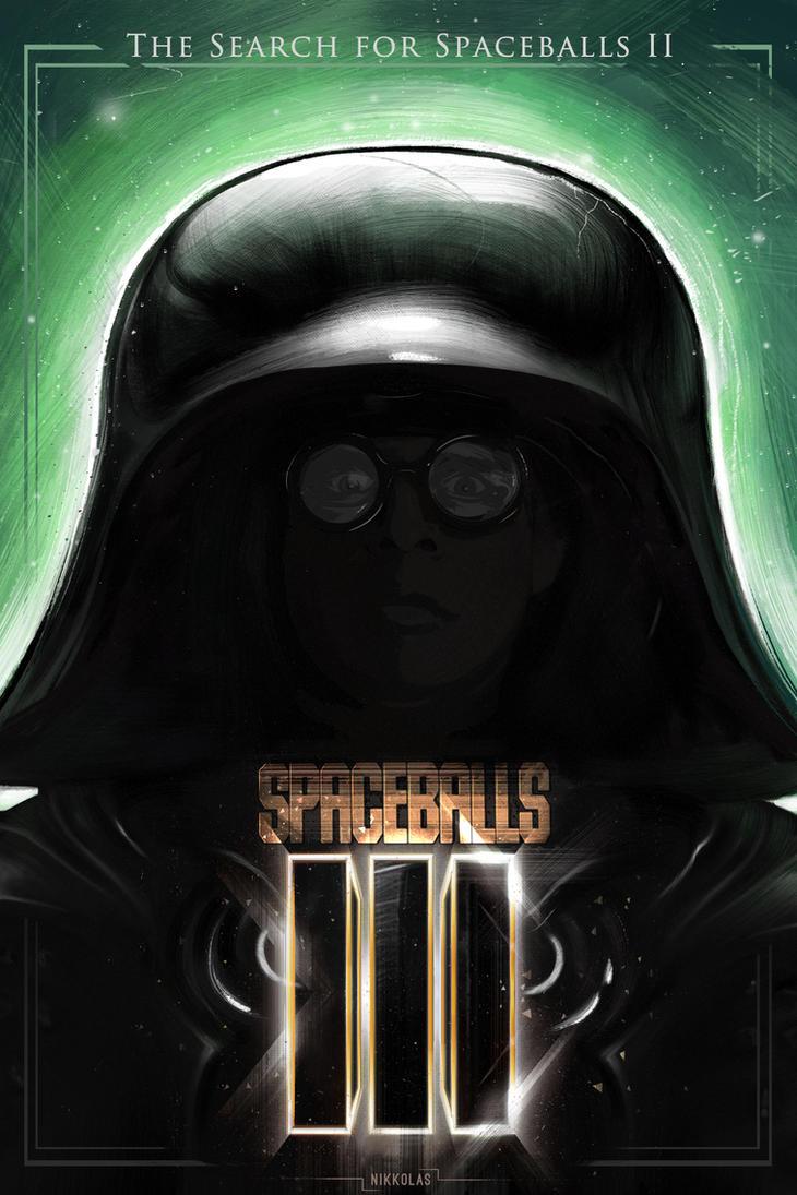 Spaceballs 3 by Nikkolas Smith by Nikkolas-Smith