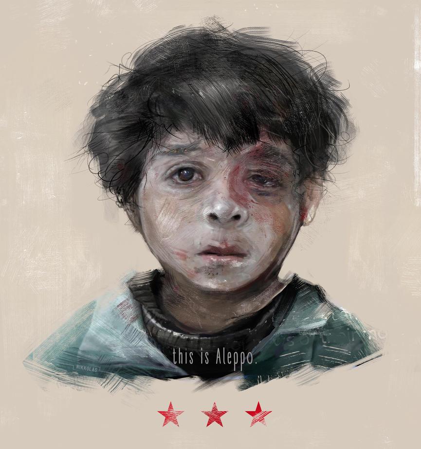 This Is Aleppo by Nikkolas Smith by Nikkolas-Smith