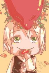[Sexia:Anniversary memory]Nellan's Birthday by MoyoKamodzue