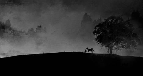 Dark by MoyoKamodzue