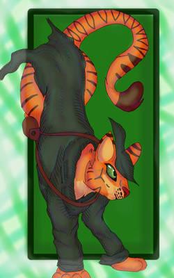 Robin Hood the Tiger :at: