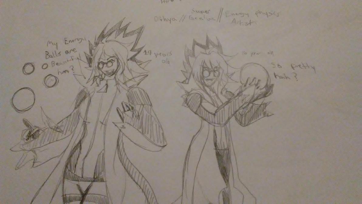 Hiro Fusion with Dyna, Dihiya by TFSU-Samano
