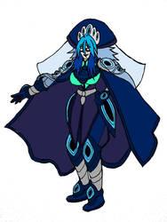 Empress Esther Ornulf - The High Ruler of Genesia by TFSU-Samano