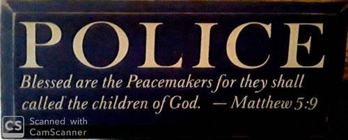 Biblical Logic, Police by TFSU-Samano