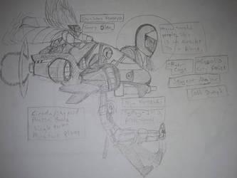 introducing the Cicada by TFSU-Samano
