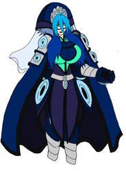 Esther's - Azure Space Dragon Armor