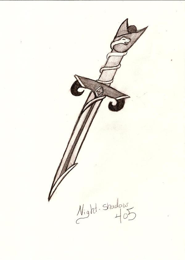 Serpent Daggar by Night-Shadow405