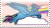 Ponystars Stamp by kamicide