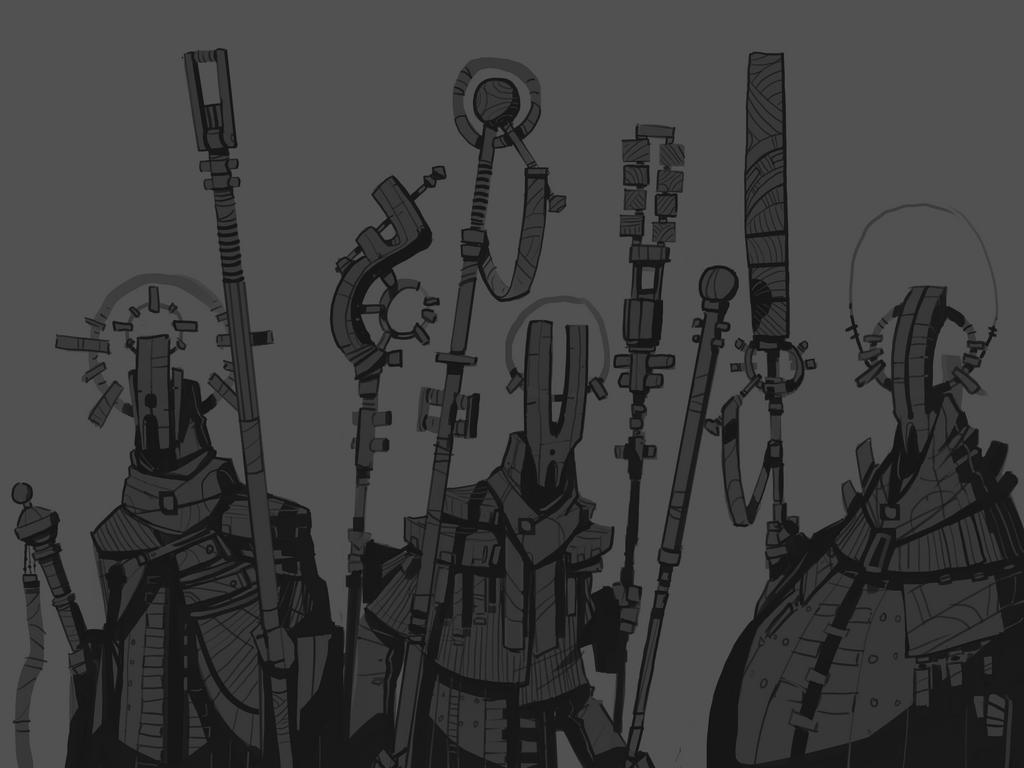 Priests01 by LukeViljoen