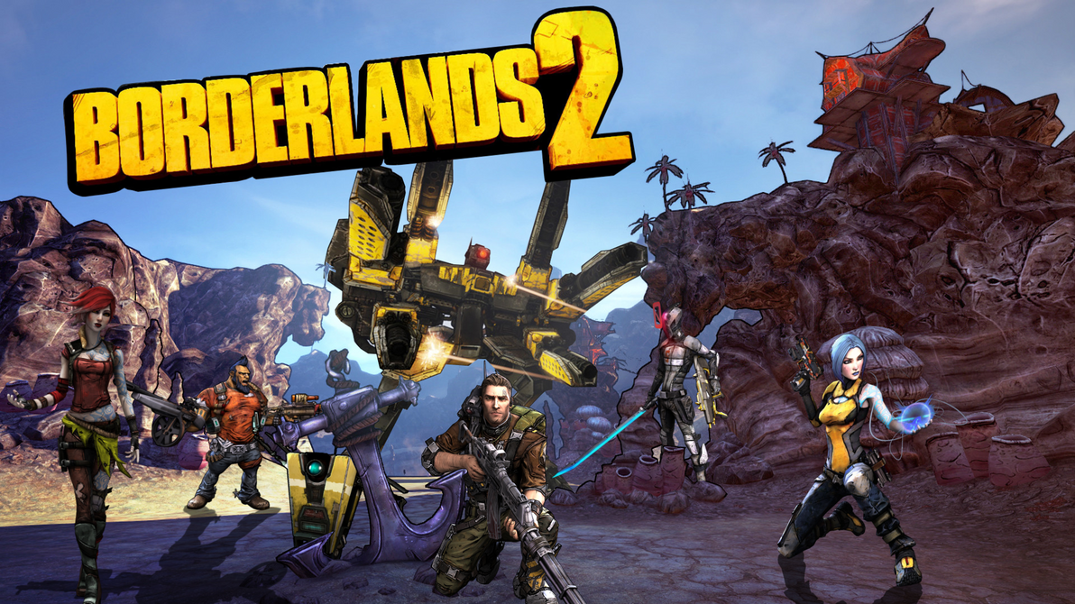 Borderlands 2 wallpaper 1920x1080 by roxelp on deviantart borderlands 2 wallpaper 1920x1080 by roxelp voltagebd Image collections