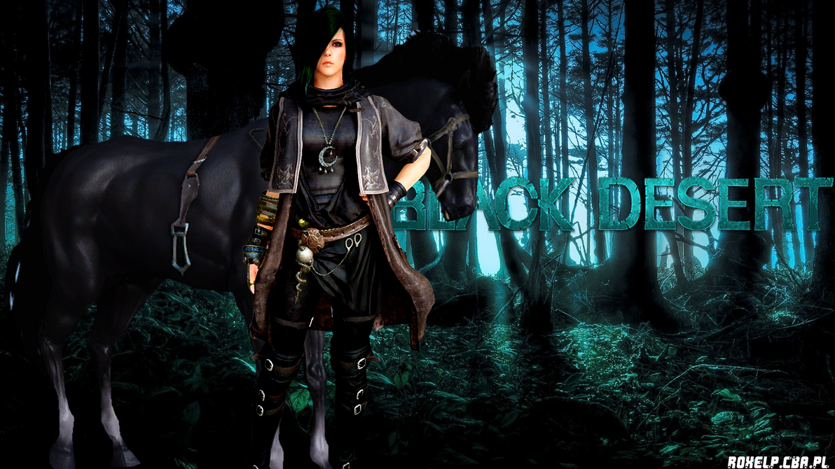 black desert dark forest wallpaper 1920x1080 by roxelp on