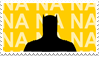 Batman | Stamp. by MagaliMostacho