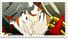 KLK   Let's go on a date, Ryuko!   Stamp. by MagaliMostacho
