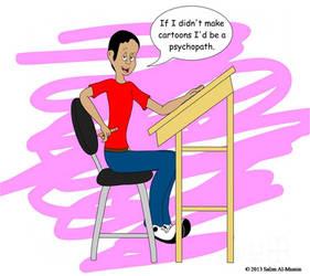 Why I Am A Cartoonist