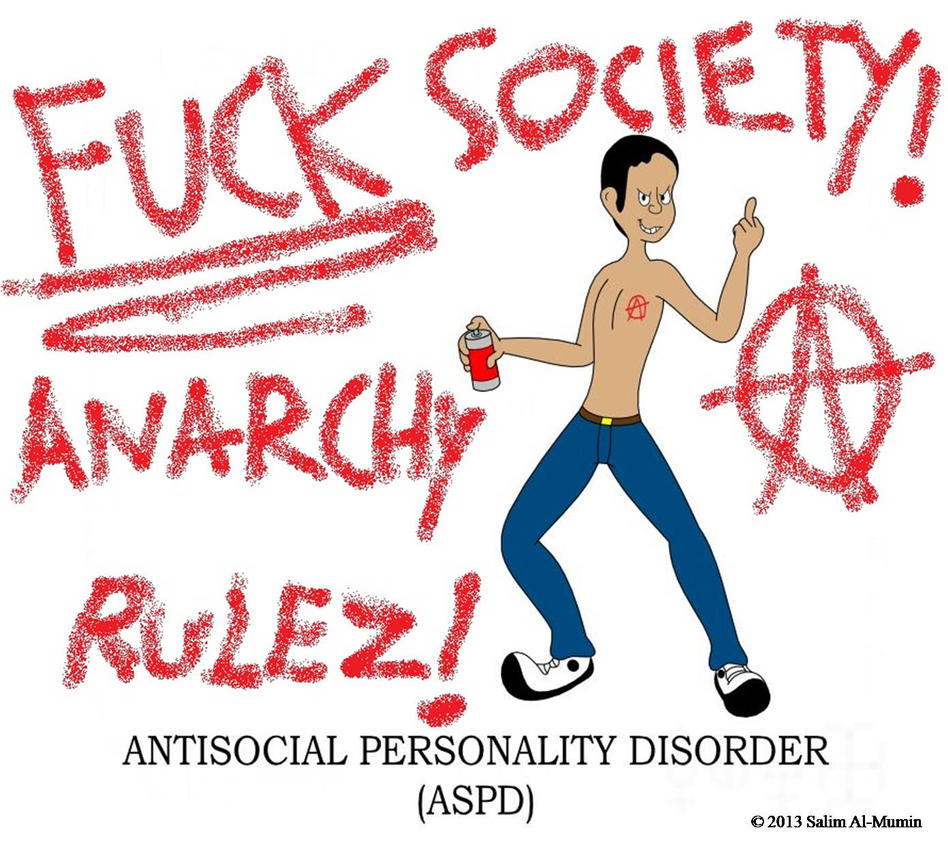 anti social personality disorder Malacards based summary : antisocial personality disorder, also known as  psychopathic personality disorder, is related to impulse control disorder and.