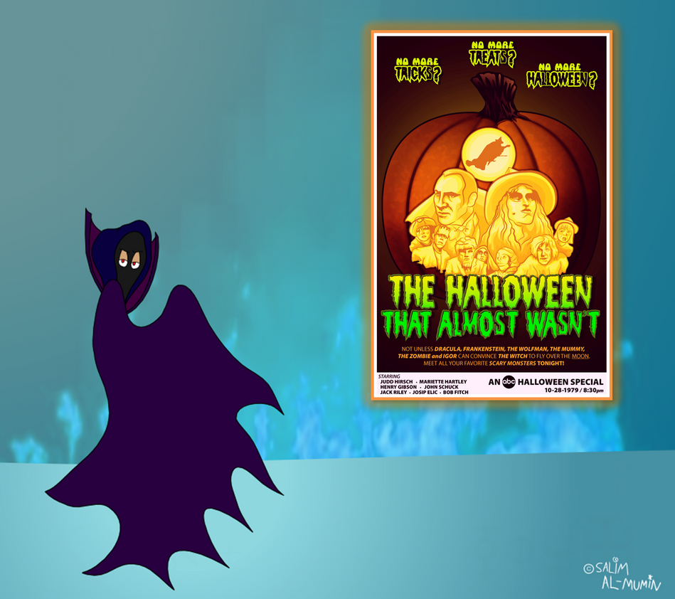 The Halloween That Almost Wasn't Review by TheUnisonReturns on ...