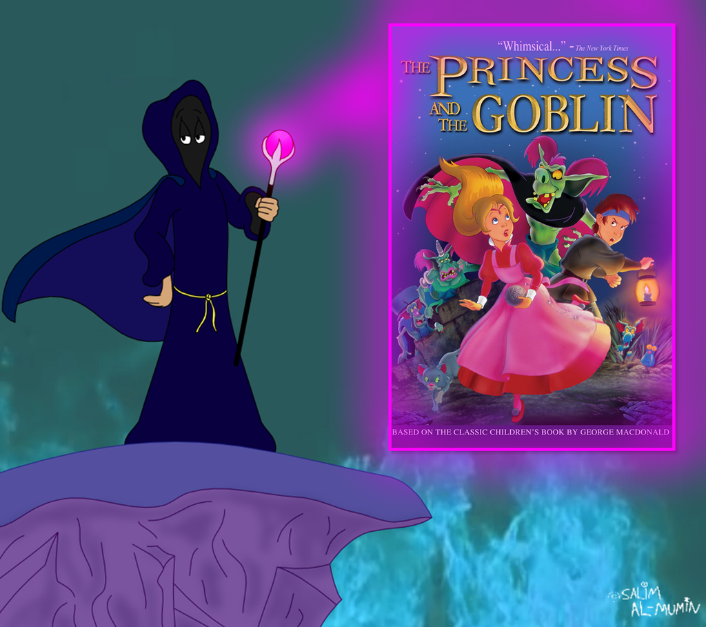 TheUnisonReturns Cloaked Critic Reviews The Princess And Goblin By