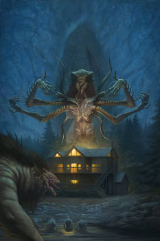 'Dreams in the Lake House' Book Cover Art